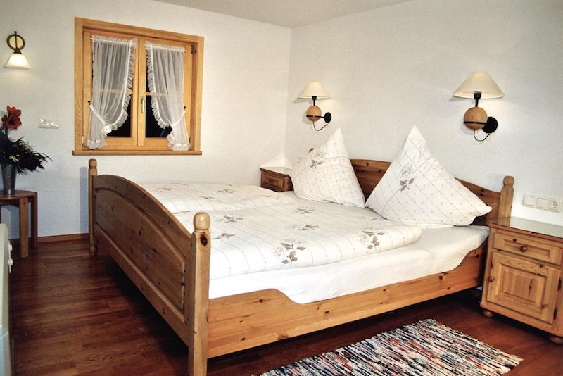 FeWo Margarethenblick 2: Schlafzimmer 1