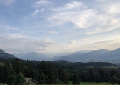 Panoramablick vom Strausberg